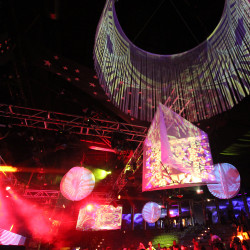 RETRO FESTIVAL 2012, SALA ANFITEATRO, CÁDIZ